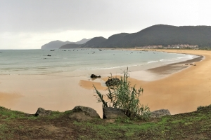 Playa de Trengandín